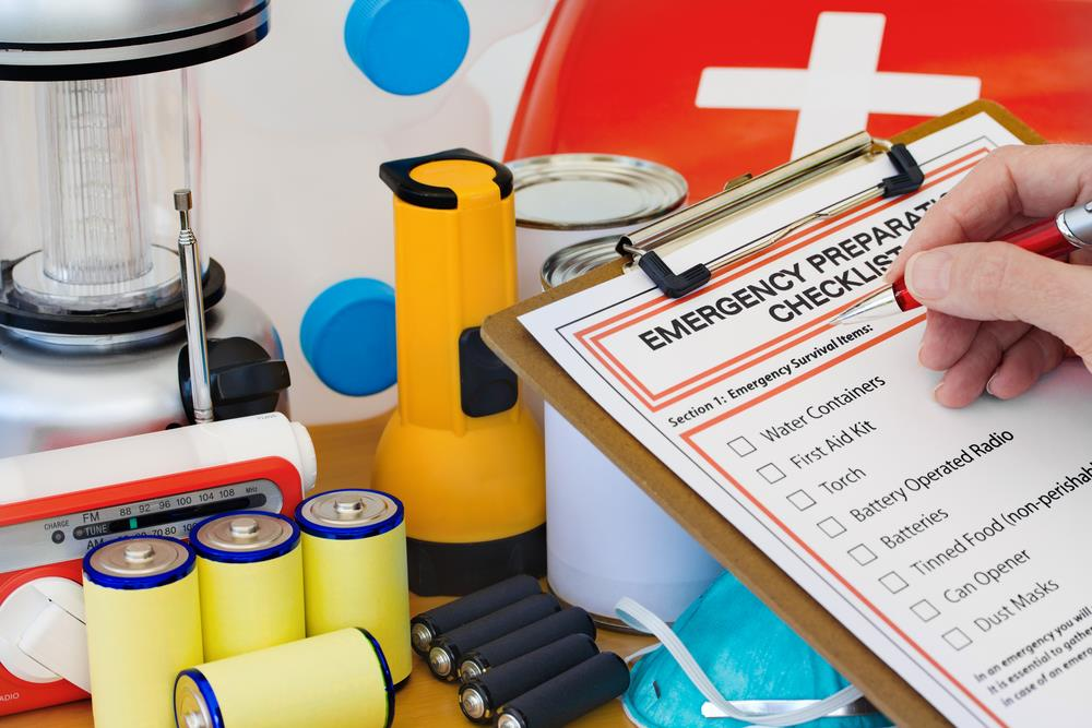 Plan Ahead with an Emergency Supply Kit